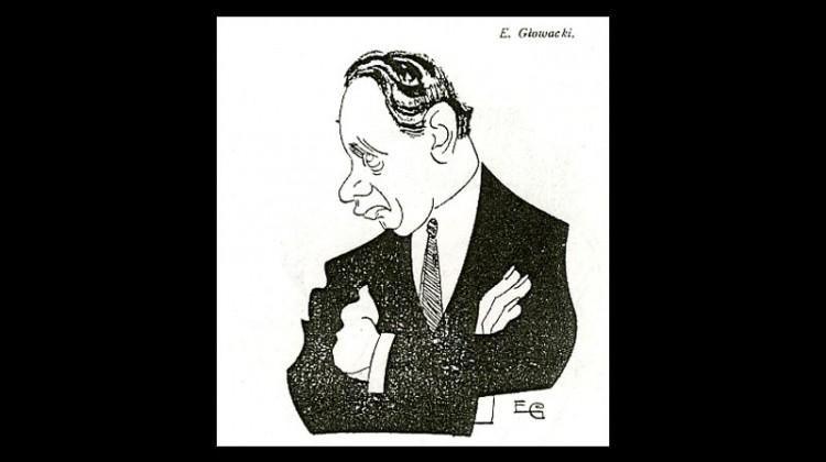 Aleksander Zelwerowicz, by Edward Głowacki